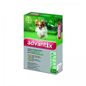 ADVANTIX SPOT-ON PRO PSY DO 4kg