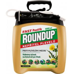 Roundup Fast pump & go